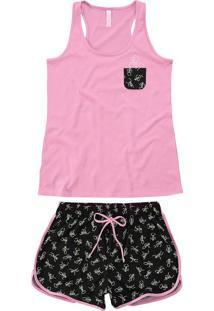 Pijama Brilha No Escuro Malwee Liberta
