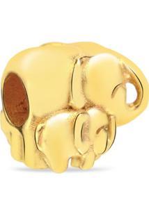 Pingente Life Elefante Mãe E Filhote