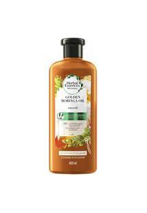 Condicionador Herbal Essences Bio:Renew Golden Óleo De Moringa 400Ml