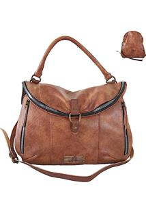 Bolsa Its! Crossbody Tan