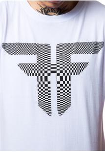 Camiseta Fallen Doppler Branco