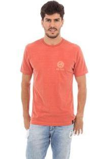 Camiseta Aes 1975 Sink Or Swim Masculina - Masculino-Laranja