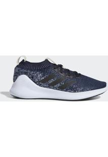 Tênis Adidas Purebounce+ Feminino - Feminino-Azul