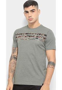 Camiseta Hd Trench Masculina - Masculino