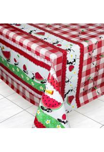 Toalha De Mesa Tã©Rmica Impermeã¡Vel 2,00 X 1,40 Formiguinhas - Multicolorido - Dafiti