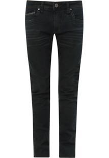 Calça Jeans Mandi Urban Preta