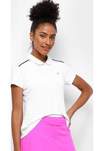 Camisa Polo Fila Basic Ii Feminina - Feminino
