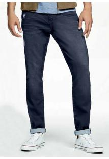 Calça De Moletom Jeans Masculina Special Denim Super Skinny