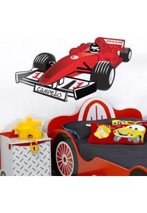 Adesivo De Parede Formula 1