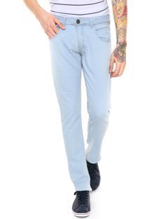 Calça Jeans Fiveblu Slim Alabama Azul