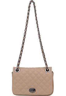 c30a31bba13 Bolsa Bege Smartbag feminina