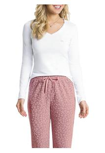 Pijama Longo Oncinha Malwee Liberta (1000052438)