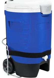 Cooler Sport 5 Igloo Gallon Roller Azul - Kanui