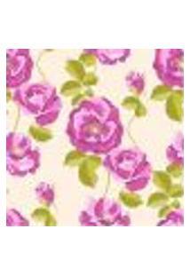 Papel De Parede Autocolante Rolo 0,58 X 3M - Floral 210185