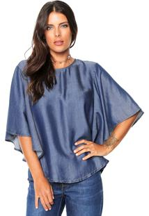 5fce8f351 Blusa Colcci Jeans feminina   Shoelover