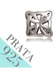 Pingente Prata 925 No Celta Memories Kumbayá Joias - Feminino-Prata