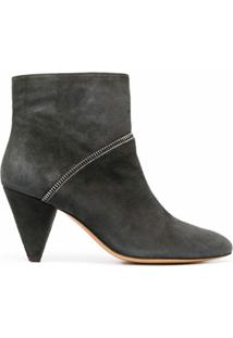 Tila March Ankle Boot Hoodoo - Cinza