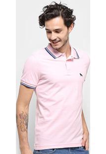 Camisa Polo Acostamento Masculina - Masculino