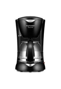 Cafeteira Elétrica Multilaser Be01 Gourmet Capacidade De 15 Xícaras Preto 127V
