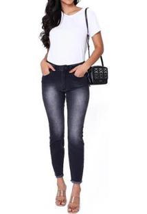 Calça John John Pfit Skinny Natora Jeans Feminina - Feminino