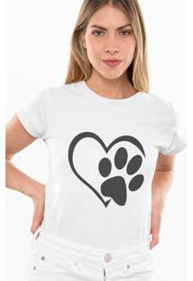 Camiseta Feminina Baby Look Pet Lovers