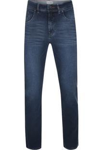 Calça Jeans Premium Denim Índigo