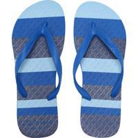 eb8ecd1a01cc6 Chinelos Masculinos Azul Calvin Klein   El Hombre