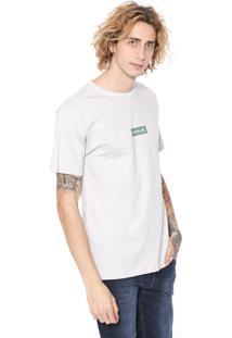 Camiseta Hurley Small Box Branca