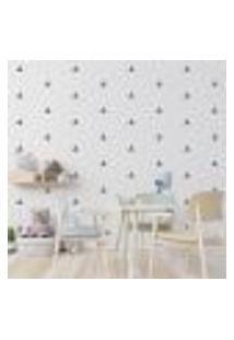 Adesivo Decorativo De Parede - Kit Com 150 Triângulos - 002Kad08