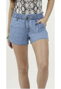 Bermuda Feminina Jeans Clochard Marisa
