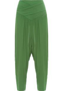 Calça Feminina Aladim - Verde