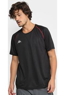 Camiseta Kappa Spazio Masculina - Masculino