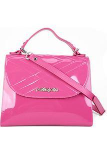 Bolsa Petite Jolie Bing Feminina - Feminino-Pink