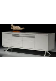 Buffet Zami Laca Off White Brilho 2,00 Mt - 32412 - Sun House