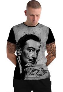 Camiseta Stompy Tattoo Rock Collection 56 Preta