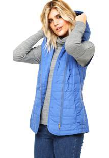 Colete Aishty Fashion Azul