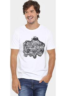Camiseta Timberland Ilu Tree - Masculino