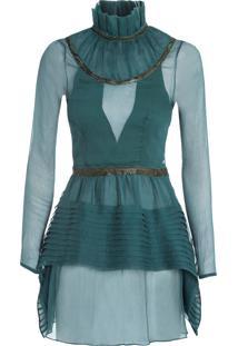 Vestido Wester - Verde