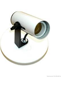Spot Sem Aleta Para 1 Lâmpada Branco Joanto