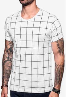 Camiseta Squares 103607