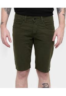 Bermuda Jeans Rip Curl Color Bomb - Masculino