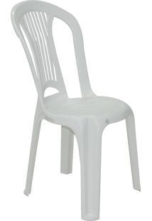 Cadeira Atlântida Tramontina 92013010 Branca