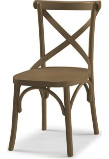 Cadeiras Para Cozinha X 87 Cm 901 Marrom Médio - Maxima