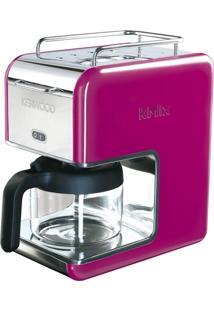 Cafeteira Pink Kmix Cm029 Kenwood 220V