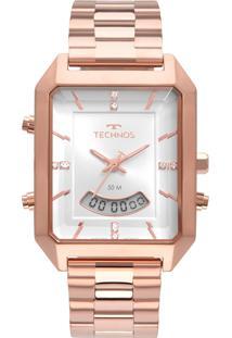 Relógio Technos Feminino Elegance T200Ah/4K