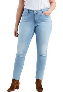 Levis. Calça Jeans Levis 311 Shaping Skinny Plus Size ... 2bbb38d56e4