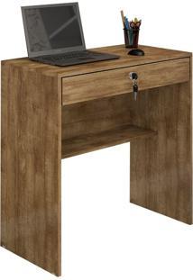 Escrivaninha Mesa Para Computador Andorinha 1 Gaveta Nobre Jcm Movelaria
