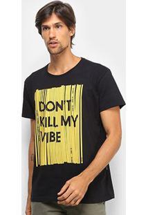 Camiseta Triton Don'T Kill My Vibe Masculina - Masculino