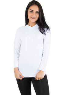 Camisa Térmica Diluxo Branca