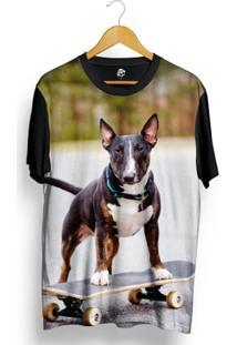 Camiseta Bsc Bull Terrier Full Print - Masculino